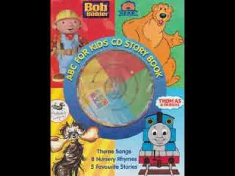 ABC For Kids CD Storybook