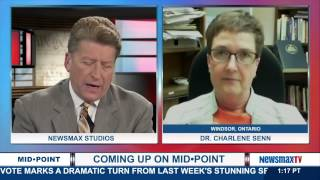 MidPoint | Dr. Charlene Senn discusses rape prevention in Canadian college campuses