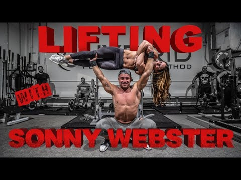 Lifting With Sonny Webster