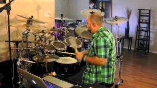 Israel Houghton: Hark Drum Cover by Suro