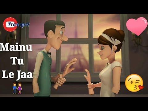 Mainu🚶🏻♀ Tu🚶🏻♂ Le Jaa👫 True Love WhatsApp Status Videos By Prasenjeet Meshram