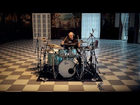 Gergo Borlai Solo with Signature Snare Drum