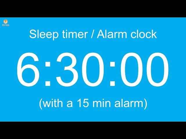 20 minutes timer clock