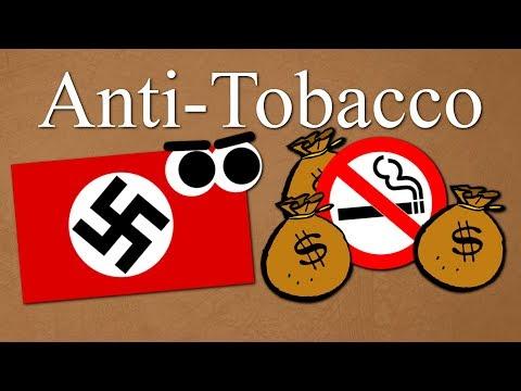 Nazi Germany's Anti-Tobacco Movement