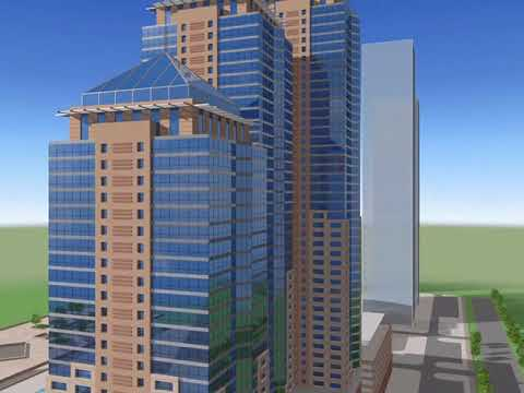 Business Center (220.000 m2) Astana / Kazakistan