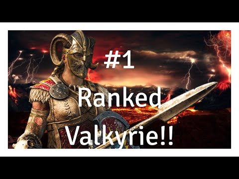 For Honor - Facing The Number 1 Ranked Valkyrie On Xbox With Stormie Paladin
