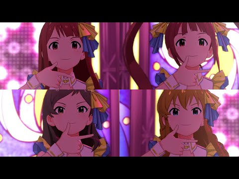 「アイドルマスター ミリオンライブ! シアターデイズ」ゲーム内楽曲『リフレインキス』MV【アイドルマスター】