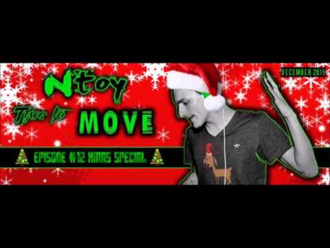 Ntoy - Time To Move #12 (X-Mas Special)