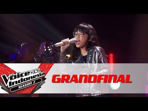 "Kim ""Beat It"" | Grand Final | The Voice Kids Indonesia Season 2 GTV"