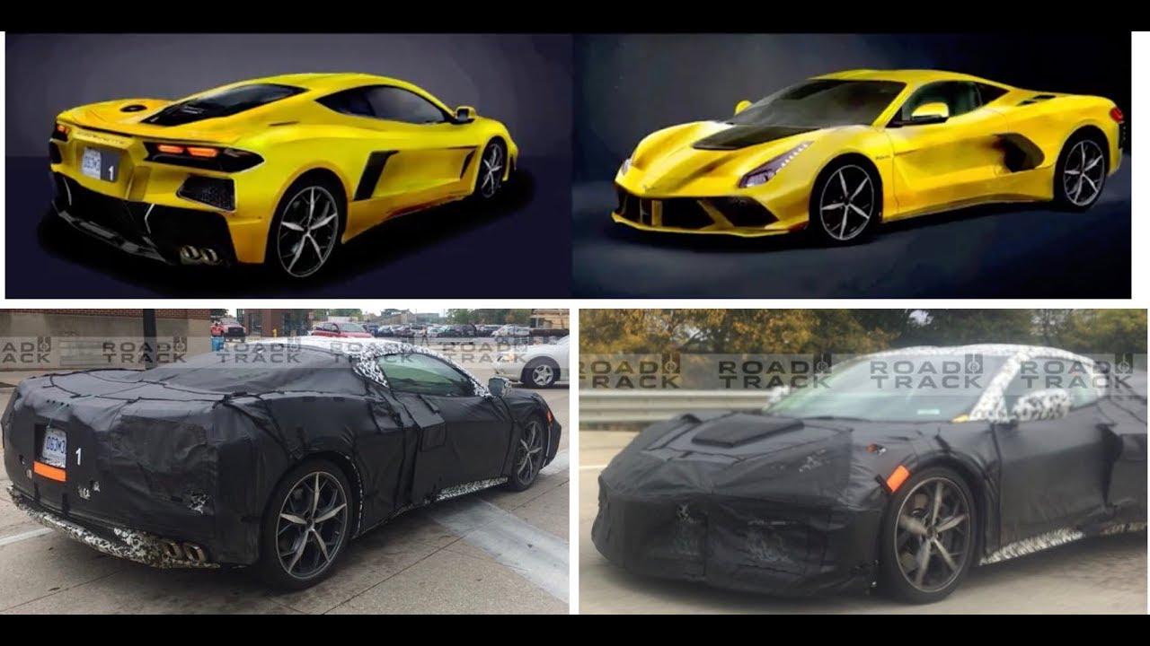 2019 Corvette Supercar Revealed Youtube