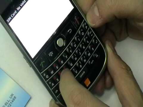 Unlock blackberry bold 9000 via code for Orange uk @ www.mobilecode.co.uk