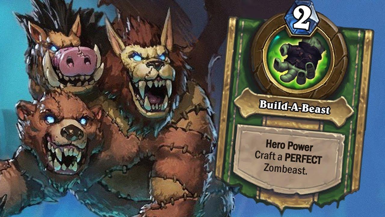 build a zombeast