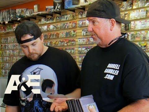Storage Wars: Darrell and Brandon's Rare Nintendo Games (Season 7, Episode 3) | A&E