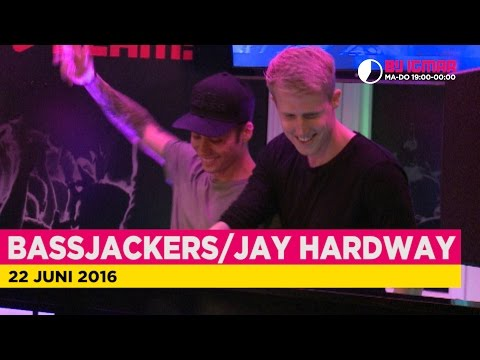 Bassjackers b2b Jay Hardway (DJ-set) | Bij Igmar