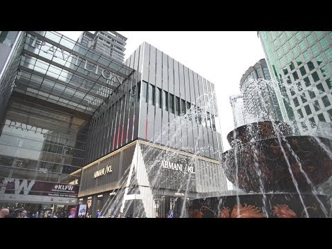 Pavilion KL - Malaysia's Premier Shopping Destination