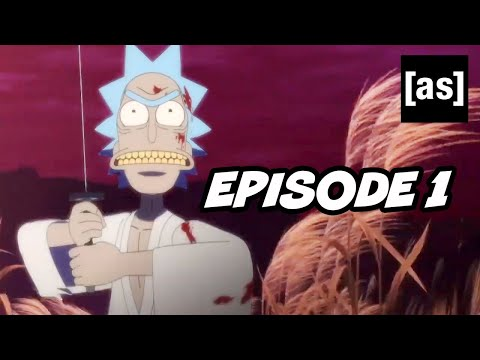 Rick And Morty Season 4 Special Episode TOP 10 WTF - Rick And Morty Anime Easter Eggs