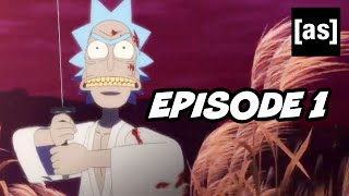 Rick and Morty Season 4 New Episode TOP 10 WTF - Rick and Morty Anime Easter Eggs