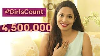 International Day of the Girl #GirlsCount | Shruti Arjun Anand