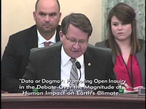 Full Video: Sen. Cruz Climate Science Hearing