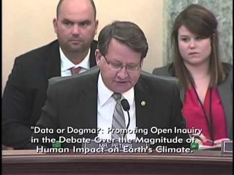 Full Video: Sen. Cruz Climate Science Hearing