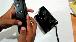 Nyko Charge Station for Wii (Black) Review