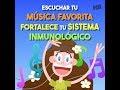 Escuchar tu música favorita fortalece tu sistema inmunológico