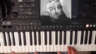 Everybody - Mac Miller (Piano Tutorial)