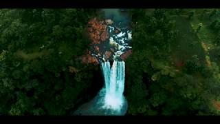 Chimer waterfall Ahwa || Dang-Gujarat || Drone view