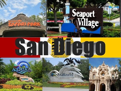 San Diego Travel Guide Things to do in San Diego by Vidtur.com