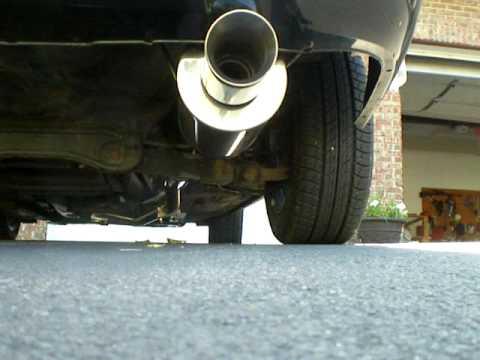 Honda Civic Cat Back Exhaust