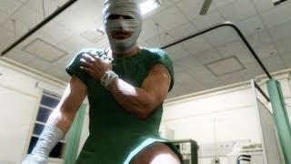 Metal Gear The Phantom Pain Trailer Alternative Version (HD)