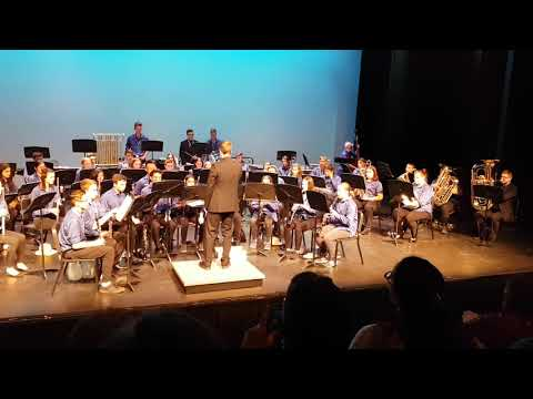 GW Graham Senior Concert Band - First Suite in Eb - I & III