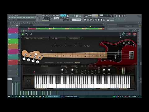 Shreddage 2 + Guitar Rig 5 Pro Test (FL Studio 12)