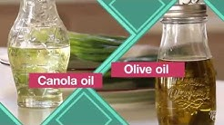 Mayo Clinic Minute: 5 tips for cooking with healthier oils