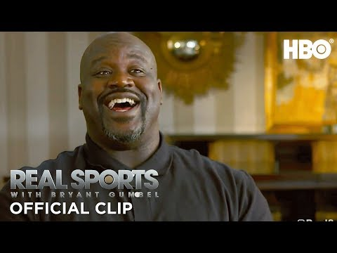 Shaquille O'Neal: The Brand | Real Sports w/ Bryant Gumbel | HBO