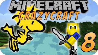 Minecraft CHAOS CRAFT #08 - Woodstock