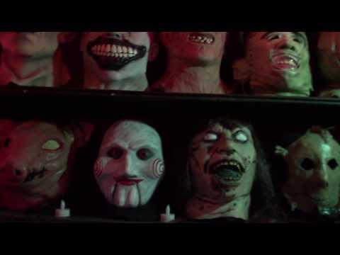 Horror Room Tour: Halloween 2018!