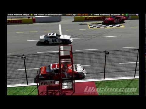 DWRL Street Stocks Season 1, Race 1 - Lanier National Speedway - 7.9.12