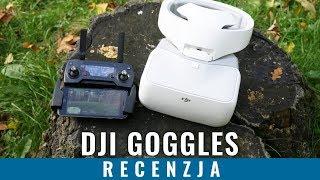 DJI Goggles gogle FPV do drona - test, recenzja PL