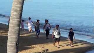 Caribbean Sea Beaches Santa Fe-Sucre Venezuela