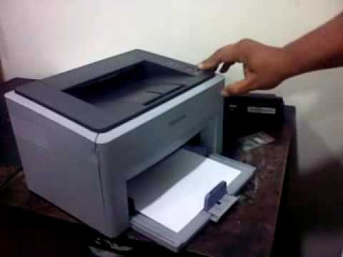 reseteo  del contador de la impresora samsung ml 2240