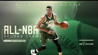 Giannis antetokoumpo NO comparison mix