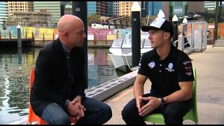 ZoomTV on 7mate S05E013 Celebrity Hitchhiker Lee Holdsworth
