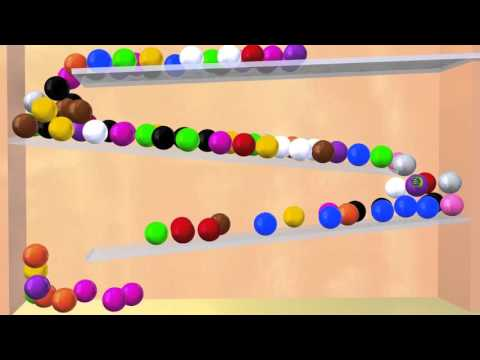 3D Colors for Children Learn with Color Balls | Color Balls to Learn Colors for Kids | Colors Videos