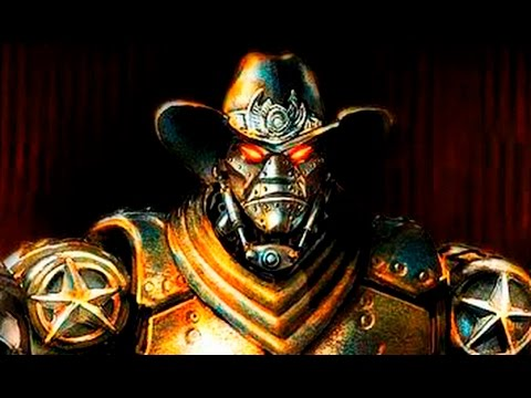 Real Steel WRB The Sheriff of Robotown - Six Shooter VS UW ...