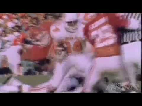 Thurman Thomas - College Career Highlights