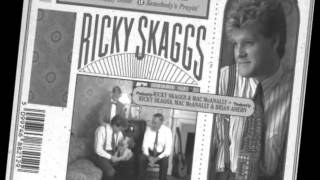 Watch Ricky Skaggs Lifes Too Long to Live Like This video