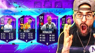OMG THE FASTEST DRAFT IN FIFA!! FIFA 19 Ultimate Team Draft Challenge