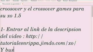 Video Descargar CrossOver Y CrossOver Games Para Xo download MP3, 3GP, MP4, WEBM, AVI, FLV November 2017