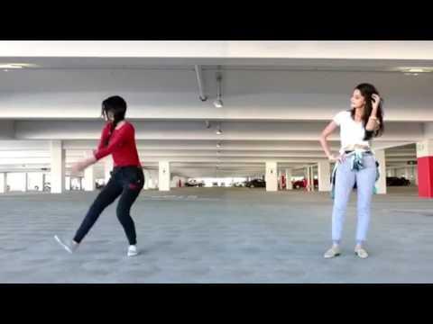 Punjabi Kudi Ka Gajab Dance Face Off!